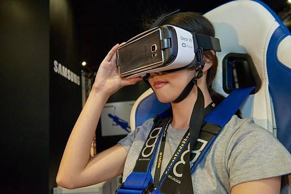 三星受邀參與2016年COMPUTEX(台北國際電腦展) 的新創特區InnoVEX論壇,分享三星在VR領域上的創新科技以及整體產業趨勢