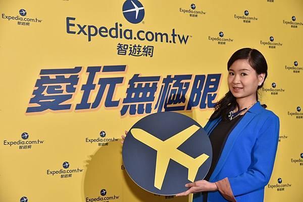 Expedia東北亞區首席總經理蘇嘉媛(圖片提供Expedia智遊網)