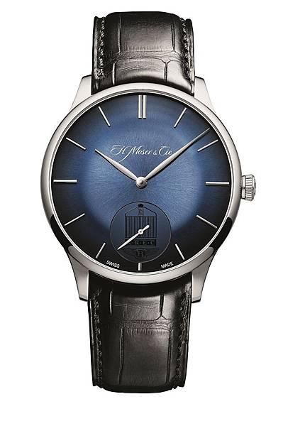 4. 勞斯萊斯車迷俱樂部限量版腕錶-冒險者小秒針_建議售價NT$695,000