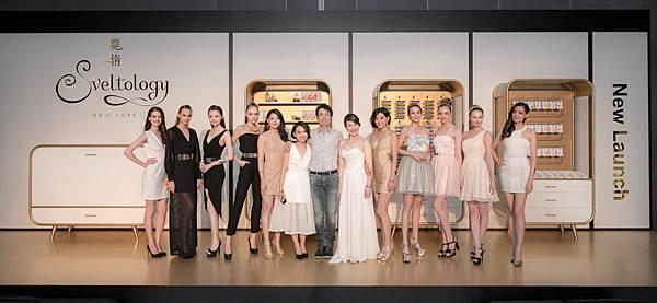 創辦人Emma與伊林名模演繹紐約時尚06