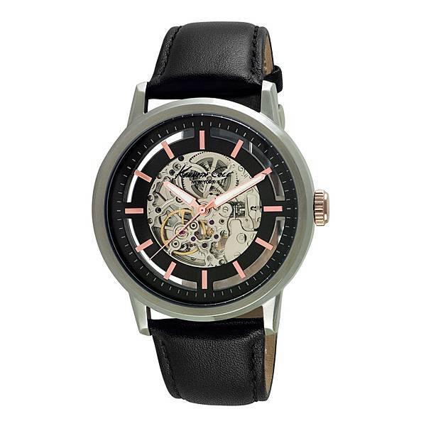 KENNETH COLE品味耀眼機械錶 NT7,280 (KC10026782)