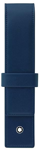 114569 萬寶龍Meisterstück大師傑作經典系列海軍藍筆袋,NT$4,500