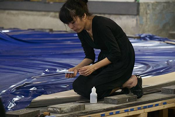 Mercedes-Benz 2016秋冬時尚形象影片花絮照片:日本時裝設計師Atsuko Kudo