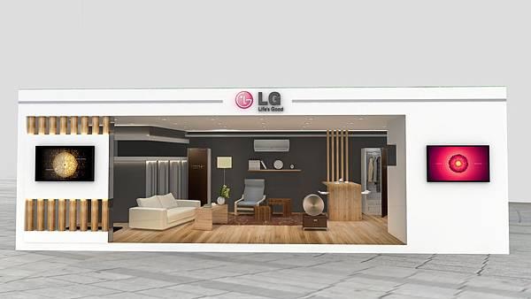 1.LG特別打造11真人實境秀玻璃屋 0730(六) NEO19前廣場讓你大開眼界