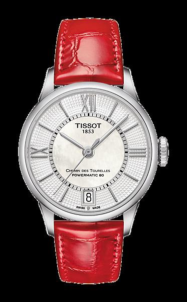 圖4. 杜魯爾系列自動女裝腕錶 建議售價 NT$23,600