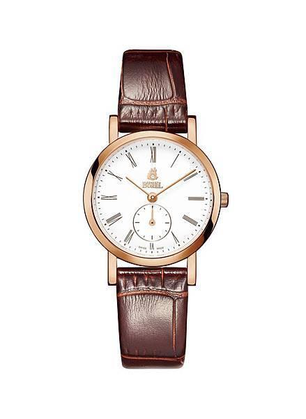 典雅系列_LGR850N-28561BR_女錶去背圖