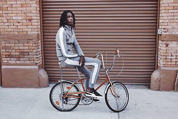 Young Thug於紐約街頭拍攝PUMA Suede鞋款,擁抱正港街頭文化