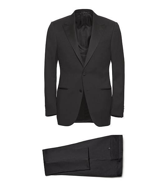 3. 黑色經典款禮服西裝 NTD_106,100
