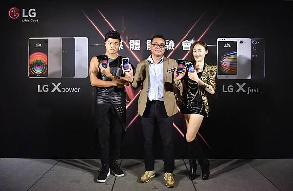 台灣LG電子行動通訊事業部協理鄭相天表示LG極為重視消費者在手機使用上的實際需求與體驗,推出因應各種不同族群需要的全新X系列。