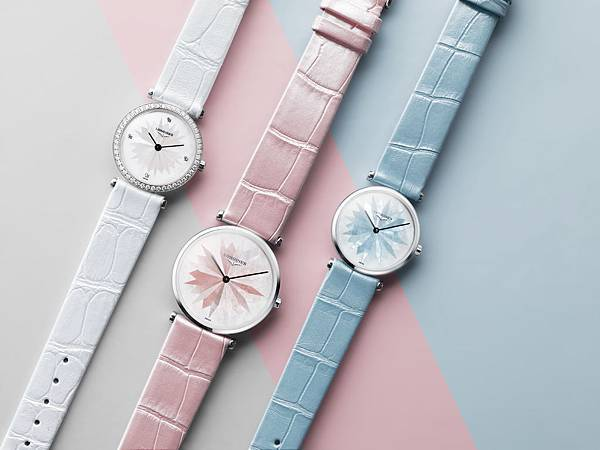 2016 浪琴表嘉嵐系列腕錶情境照