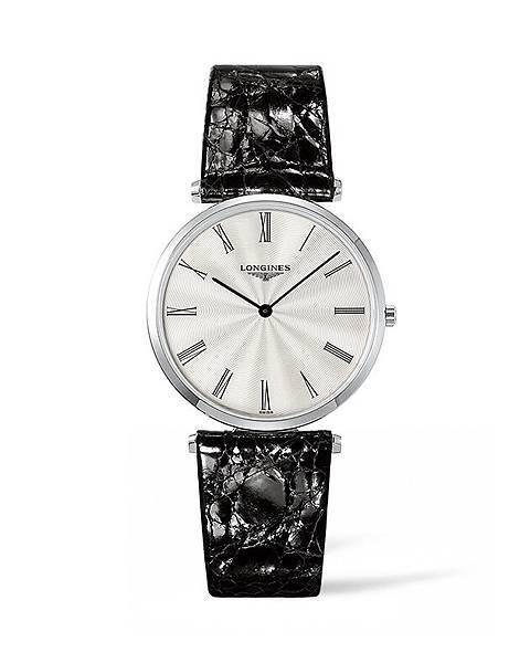 浪琴表嘉嵐系列腕錶 (L4.755.4.71.2),建議售價 NTD 38,000
