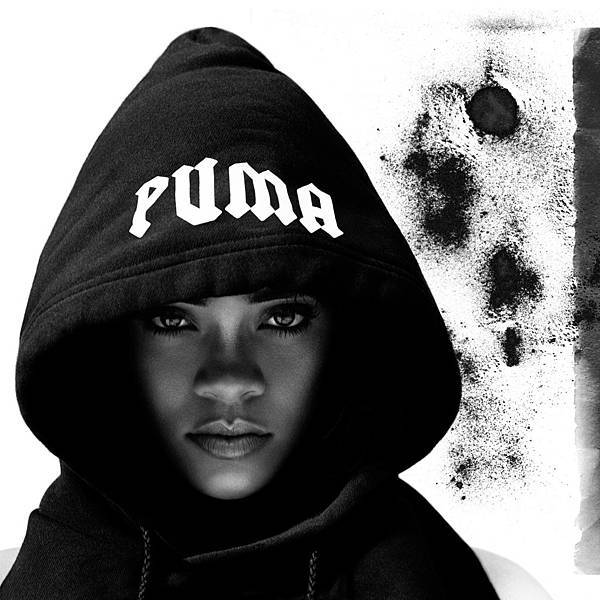 PUMA全球創意總監暨品牌代言人蕾哈娜所設計的2016 PUMA FENTY by Rihanna秋冬系列新品,將於九月六日全球限量上市,台灣地區也即將於九月七日起於限定PUMA 門市與潮店限量發售