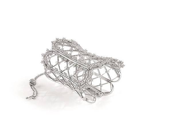 13. BURLESQUE舞孃系列手環,建議售價 NTD 4,139,000