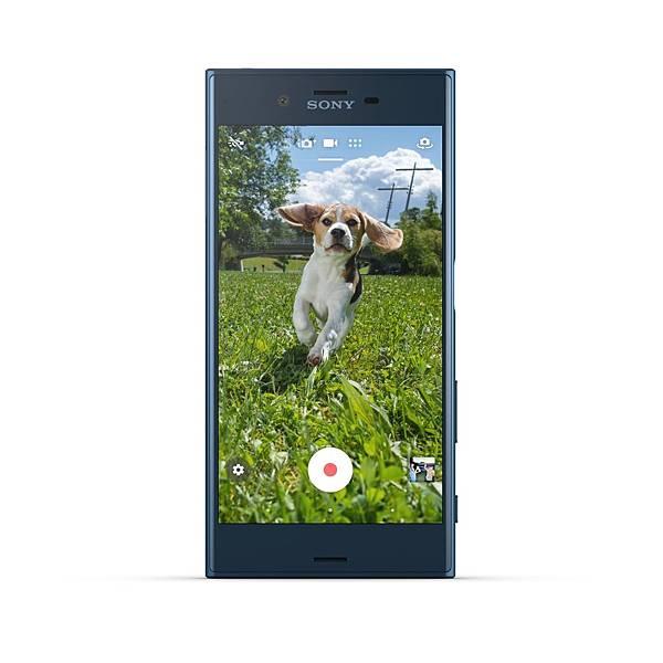 2.Xperia XZ為全球首款5軸防手震智慧手機 動態攝影超級穩。