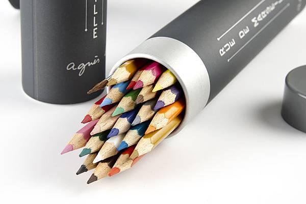 agnès b. 40 週年限量彩色鉛筆組-3