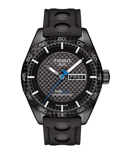 圖四 天梭律馳PRS 516 系列腕錶-Powermatic 80小時自動款