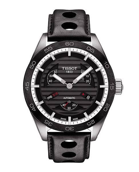 圖五 天梭律馳PRS 516 系列腕錶-三段式小秒盤款