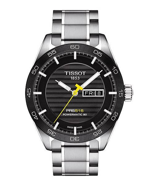 圖三 天梭律馳PRS 516 系列腕錶- Powermatic 80小時自動款