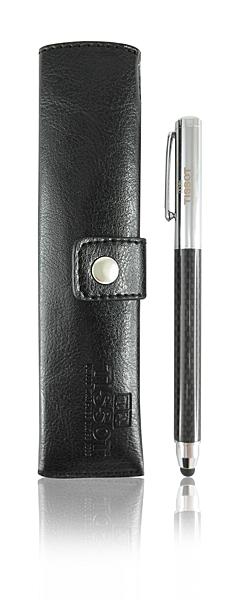 圖八 購錶金額滿三萬元,即獲贈天梭表獨家觸控墨水筆組