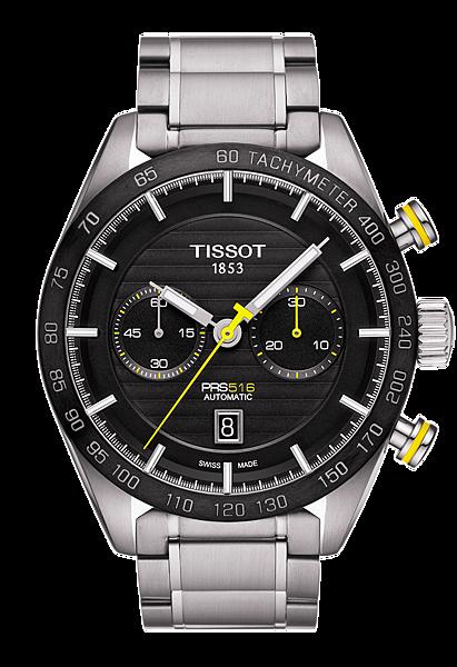 圖二 天梭律馳PRS 516 系列腕錶-自動計時款