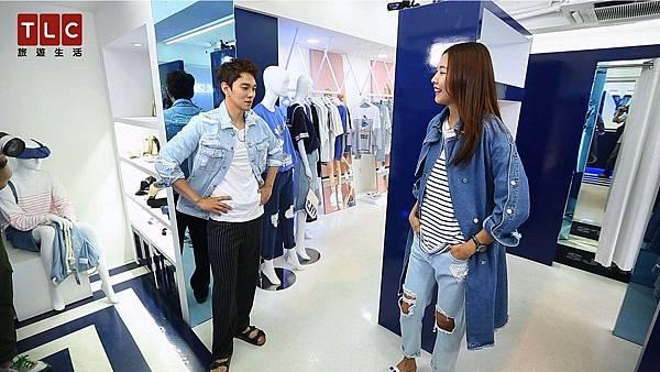 李奎翰與韓惠軫時尚造型大比拚
