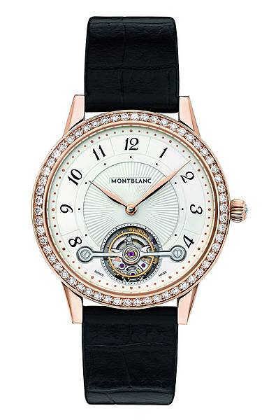 114736 萬寶龍Boheme寶曦系列外置陀飛輪超薄腕錶,NT$1,247,700