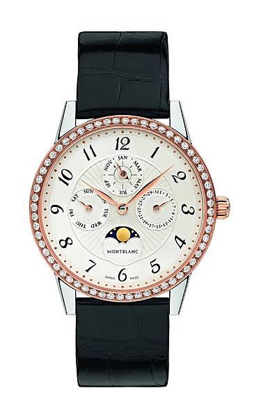 113830 萬寶龍Boheme寶曦系列萬年曆珠寶腕錶,NT$548,400
