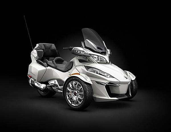 Can-Am Spyder RT Limited_車款
