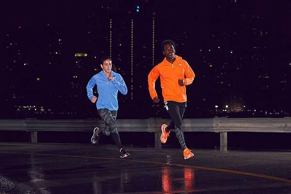 迎接秋冬,PUMA推出全系列NIGHT CAT專業慢跑運動裝備
