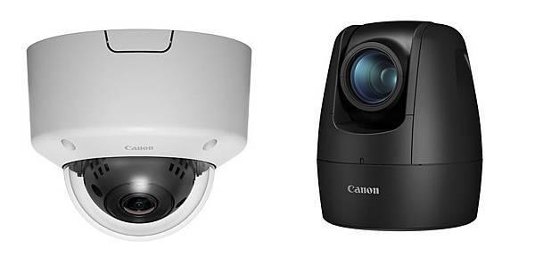 Canon VB-M50B_VB-H651V 產品圖