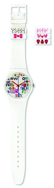 女孩錶環組 (1組5個) NT$ 450