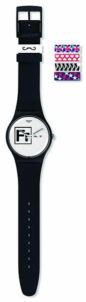 俏皮錶環組 (1組5個) NT$ 450