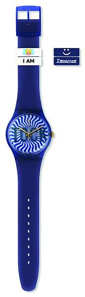 文字錶環組 (1組5個) 反面 NT$450