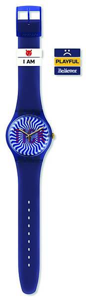 文字錶環組 (1組5個) 正面 NT$450