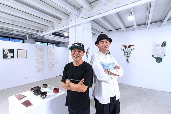 Yoshinori Sakamaki a.k.a. sense坂巻善徳、Kentarou Tanaka田中健太郎