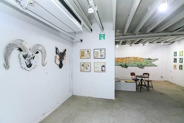 CHOPSTICKS Exhibition TAIPEI 日本藝術家系列聯展於今日2016年11月25日至2016年12月1日和藝術家設計日用品展「Find your daily art!」一同於台北市濕地 venue 展出3