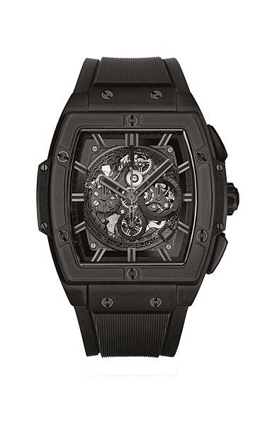4. HUBLOT Spirit of Big Bang All Black Ceramic_NTD850,000_White Background