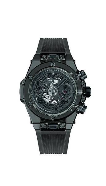 2. HUBLOT Big Bang Unico Sapphire All Black_NTD 2,080,000