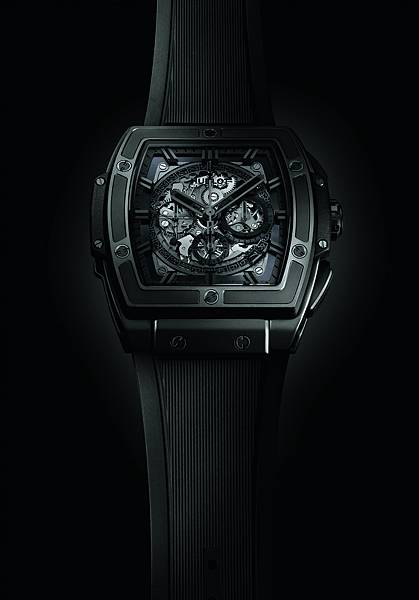 3. HUBLOT Spirit of Big Bang All Black Ceramic_NTD850,000_Black Background