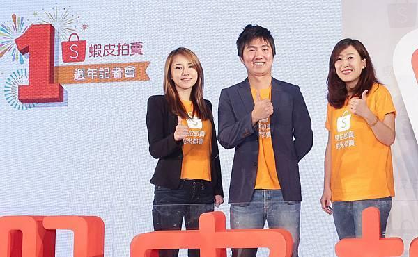 蝦皮拍賣東南亞七國上線周年,年化交易額達18億美金 台灣單月破400萬單