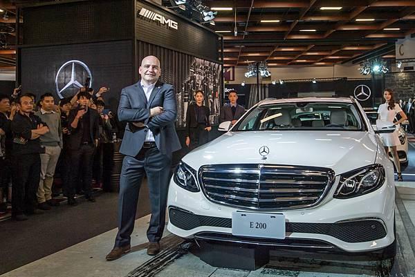 Mercedes-Benz E-Class Estate以尊榮大器之姿,再次定義豪華旅行新境界