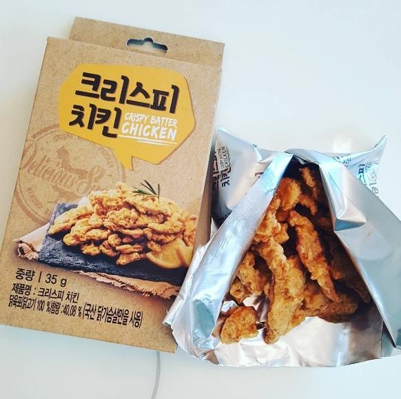 韓國熱銷零食炸雞餅乾12月30日下殺45折 只需49元