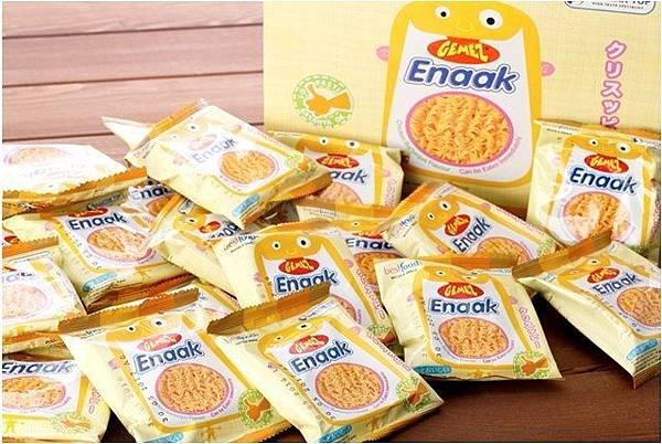 韓國熱銷Enaak 香脆雞汁(30包)12月31日下殺62折 只需199元