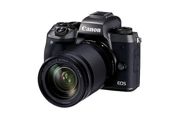 Canon旗艦級迷你單眼 EOS M5 旅遊鏡組-2
