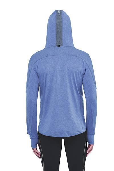 AM904M 內刷毛保暖層跑步上衣男款-反 $3680