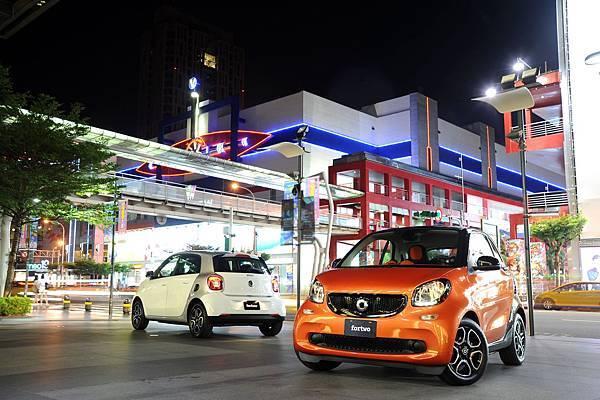 smart定義全新都會用車,相較2015全年銷售成長高達123%