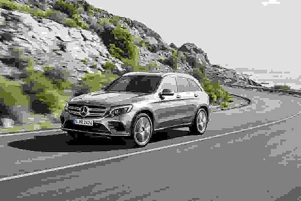 Mercedes-Benz 2016全年銷售氣勢銳不可擋,休旅大軍功不可沒