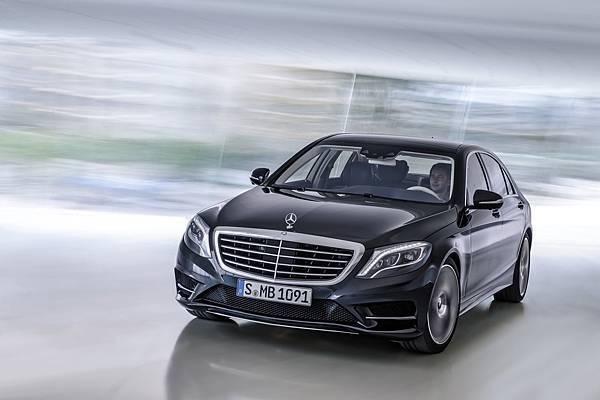 新世代S-Class在2013年上市以來全球已熱銷超過30萬台