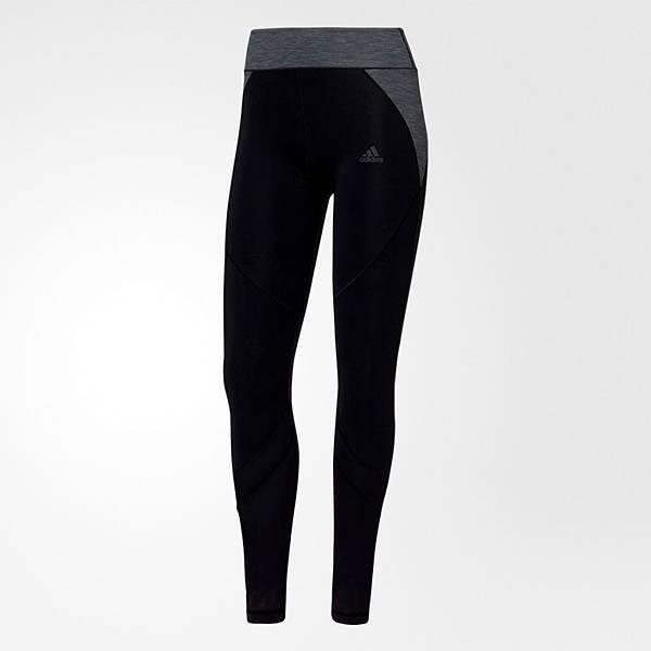 4.此次推出的高度壓縮緊身褲,使用CLIMALITE 科技面料,能幫助身體自然調節體溫。