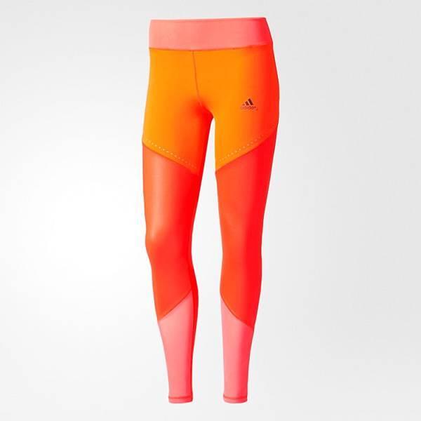 5.高度壓縮緊身褲,使用CLIMALITE 科技面料,吸濕排汗 、完美修飾、支撐身體肌肉線條。
